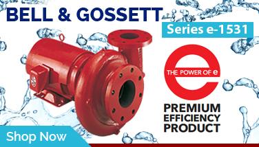 Bell & Gossett Series e1531 Pump